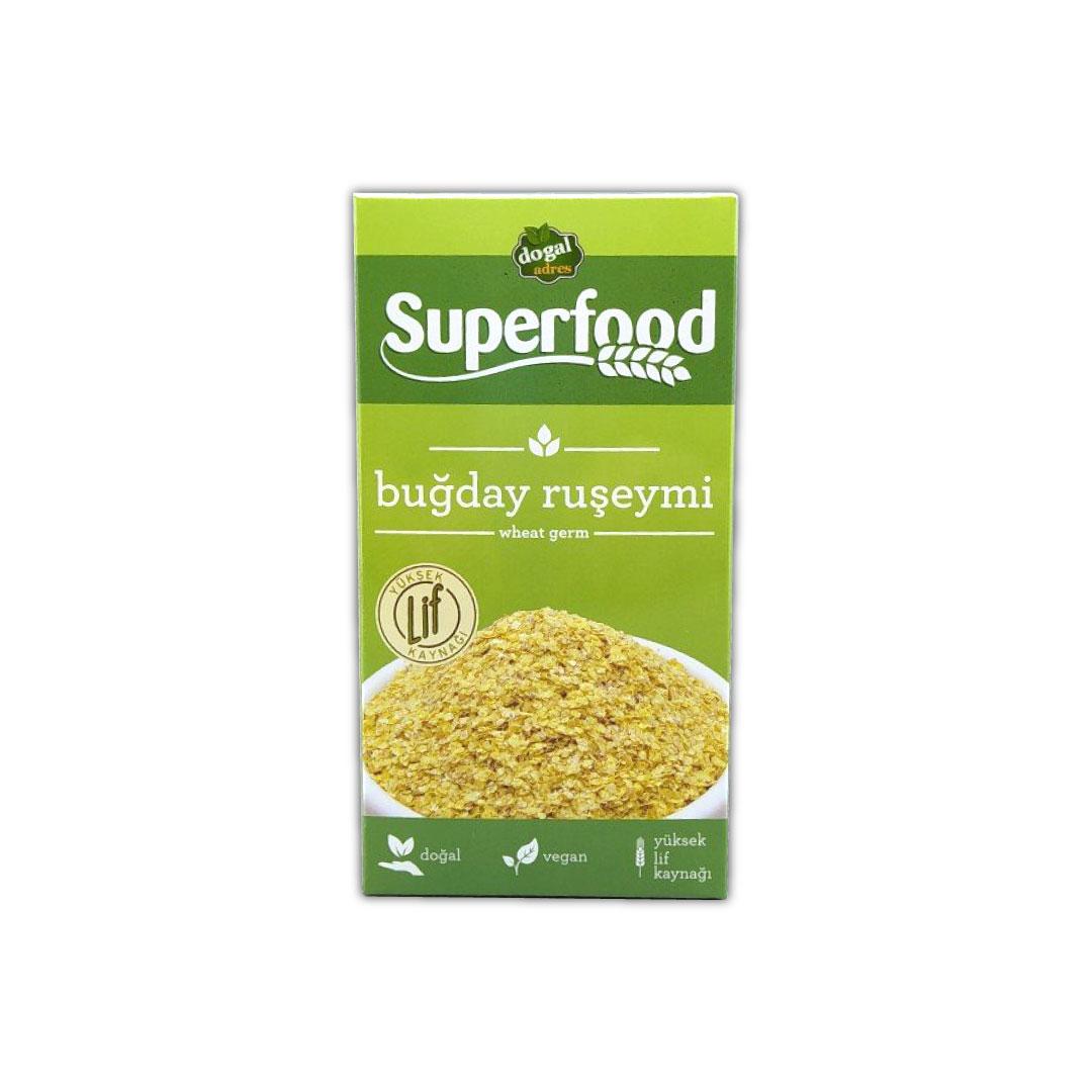 DoğalAdres Superfood | Buğday Ruşeymi (250 GR)